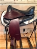 Freeform Treeless Saddle