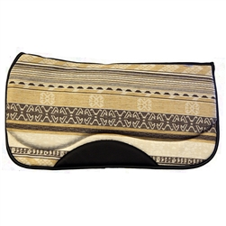 5100P REINING WESTERN SADDLE PAD by HAF Equitation
