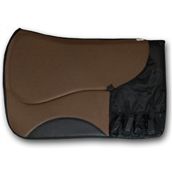5500 POCKET WESTERN TREKKING SADDLE PAD by HAF Equitation
