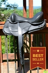 Freeform Ultimate Trail Treeless Saddle
