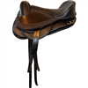 The Freeform Scout Treeless Saddle.  A True Beauty.